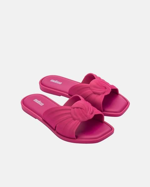 Ružové papuče Melissa