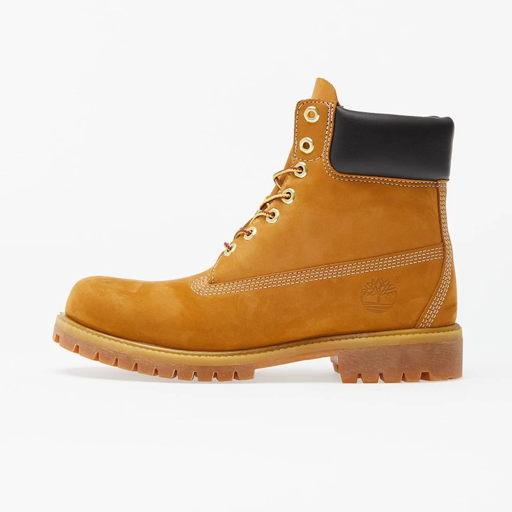 Timberland Timberland Premium 6 In Waterproof Boot Wheat Nubuck