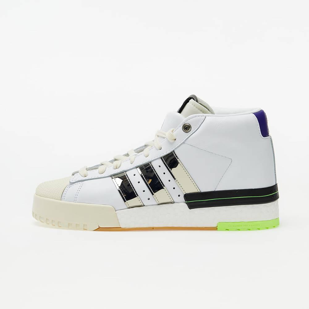 adidas Originals adidas x Sankuanz Rivalry Promodel Ftwr White/ Silver Metalic/ Gum 3