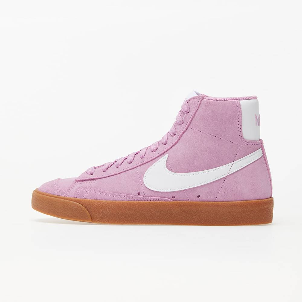 Nike Nike W Blazer Mid '77 Suede Beyond Pink/ White