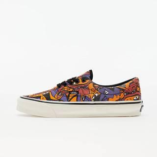 Vans OG Era LX (Night Eyes) Purple/ Orange