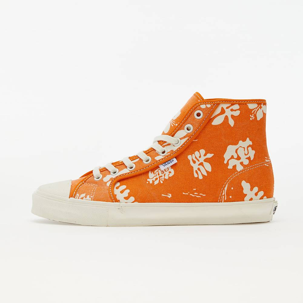 Vans Vault Vans OG Style 24 LX (Canvas) Hibiscus/ Persimmon