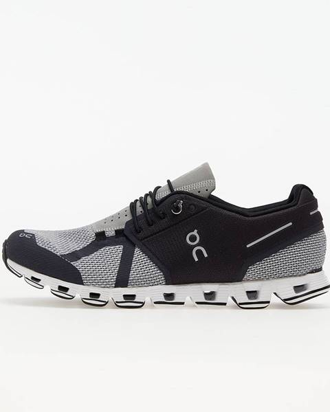 Čierne tenisky On Running