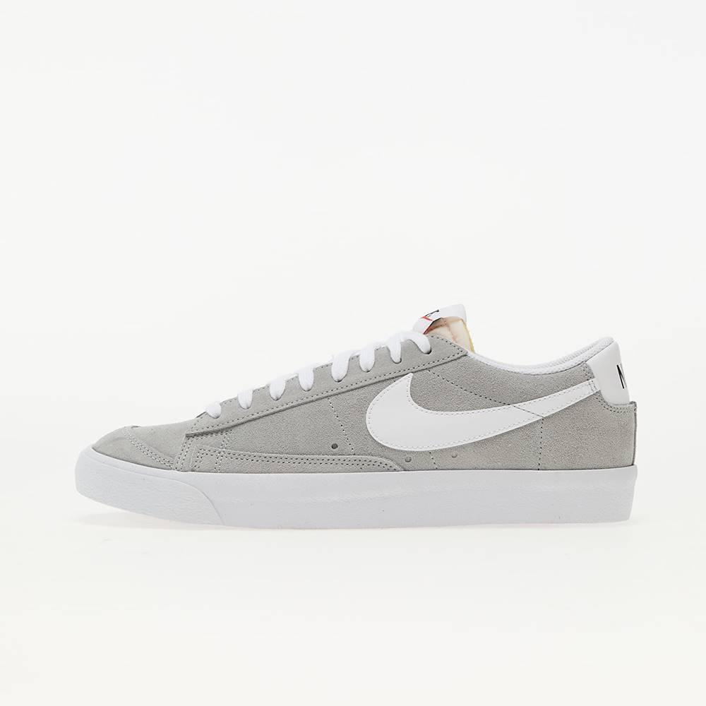 Nike Nike Blazer Low '77 Lt Smoke Grey/ White