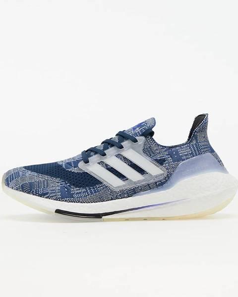 Modré tenisky adidas Performance