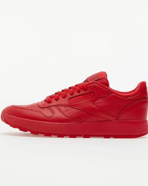 Červené tenisky Reebok