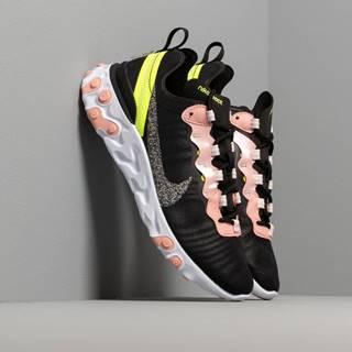 Nike W React Element 55 Premium Black/ Volt