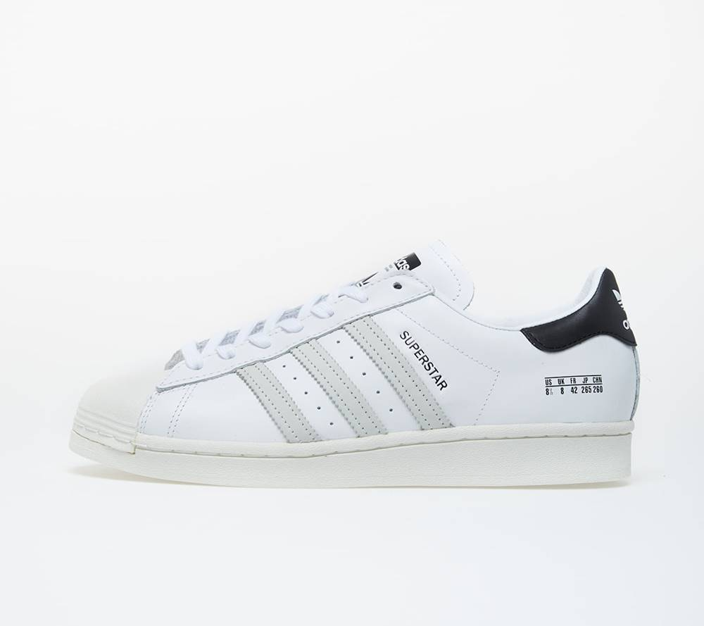 adidas Originals adidas Superstar Ftw White/ Ftw White/ Core Black