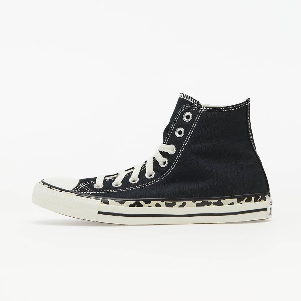 Converse Converse Chuck Taylor All Star Hi Black/ Egret/ Driftwood