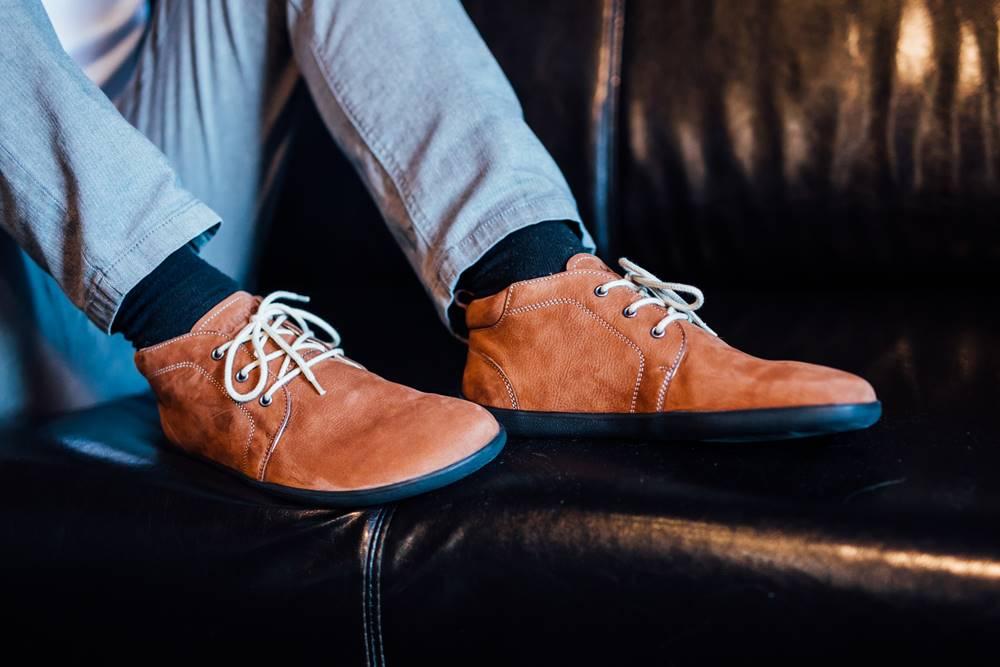 Be Lenka Barefoot Icon celoročné - Cognac 36