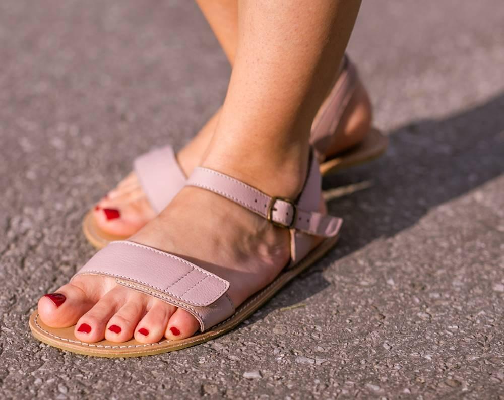 Be Lenka Barefoot sandále Grace - Rose 36