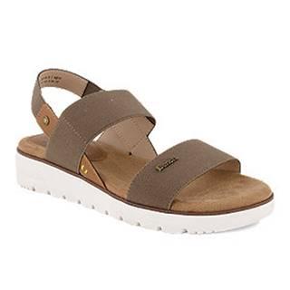 Kaki sandále Bench