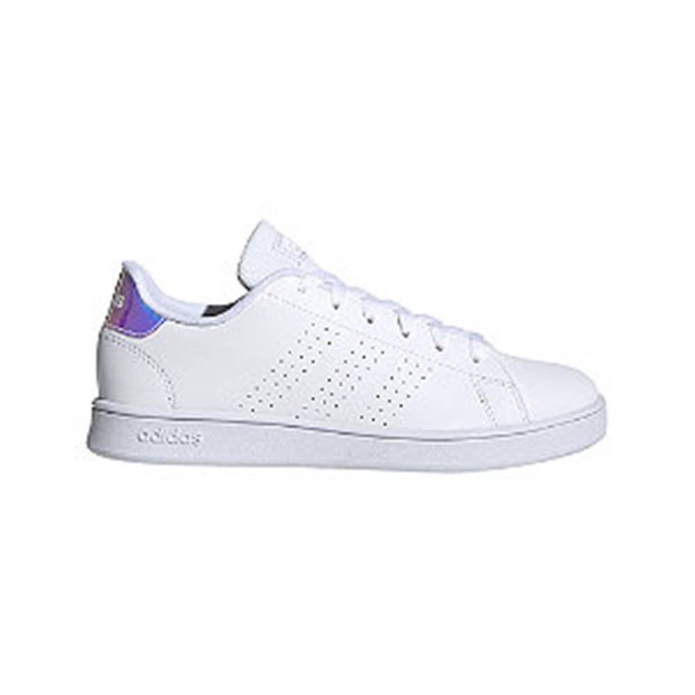 adidas Biele tenisky Adidas Advantage K