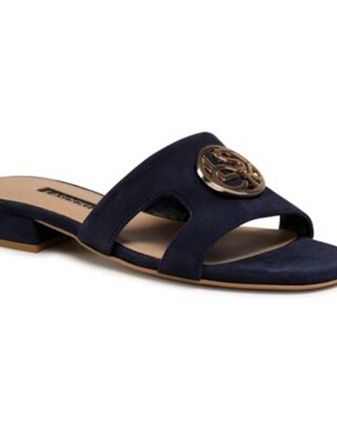 Tmavomodré topánky Lasocki