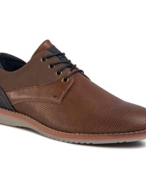Hnedé topánky Relife