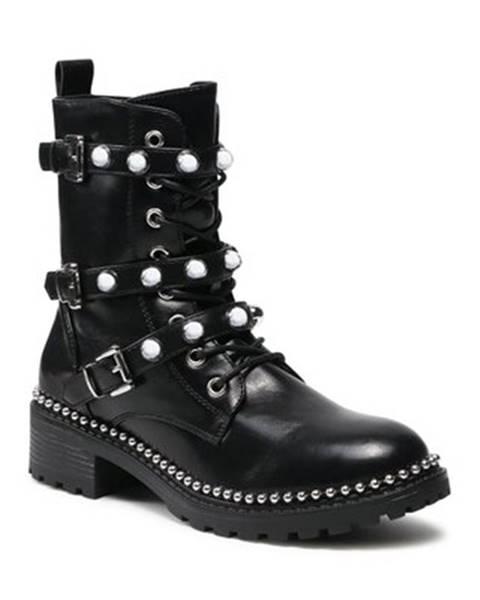 Čierne topánky DeeZee