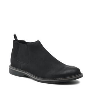 Členkové topánky  MYL8377-2 Imitácia kože/-Imitácia kože