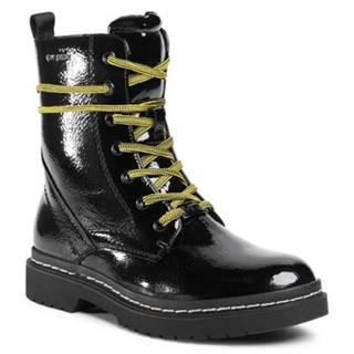 Šnurovacia obuv Tom Tailor 909630290 Imitácia kože/-Imitácia kože