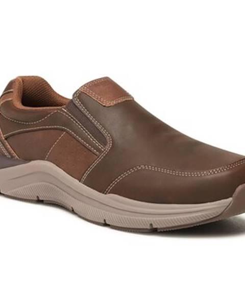 Hnedé topánky GO SOFT