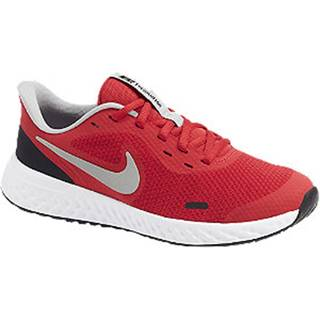 Červené tenisky Nike Revolution 5