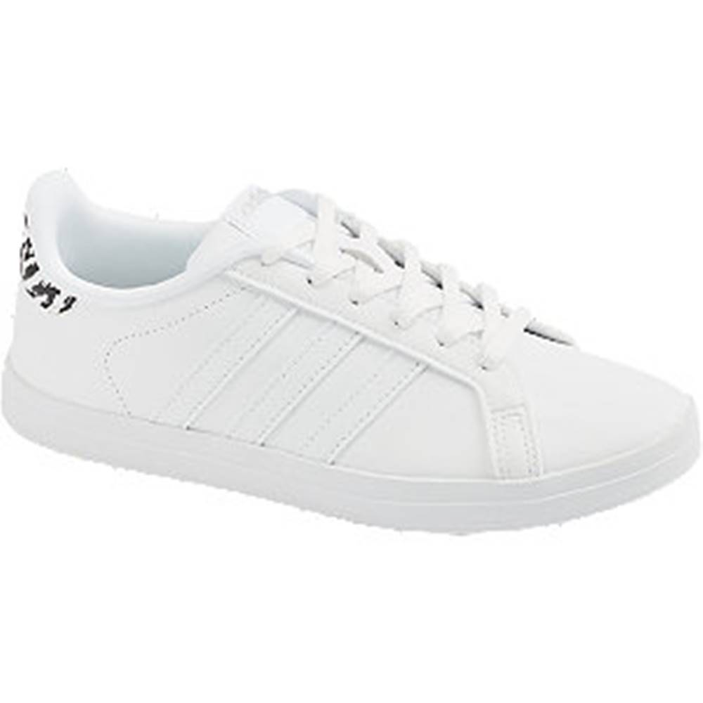 adidas Biele tenisky Adidas Courtpoint