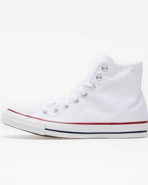 Biele topánky Converse