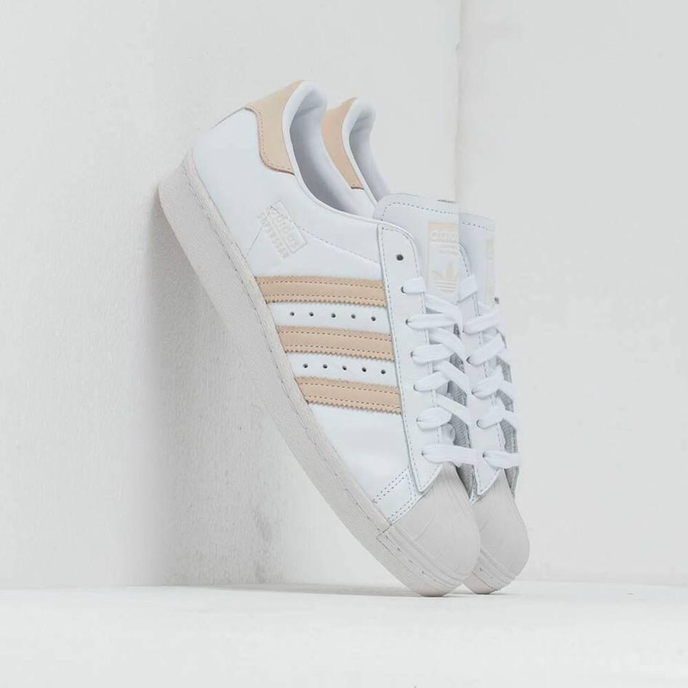 adidas Originals adidas Superstar 80S Ftw White/ Ecrtin/ Crystal White