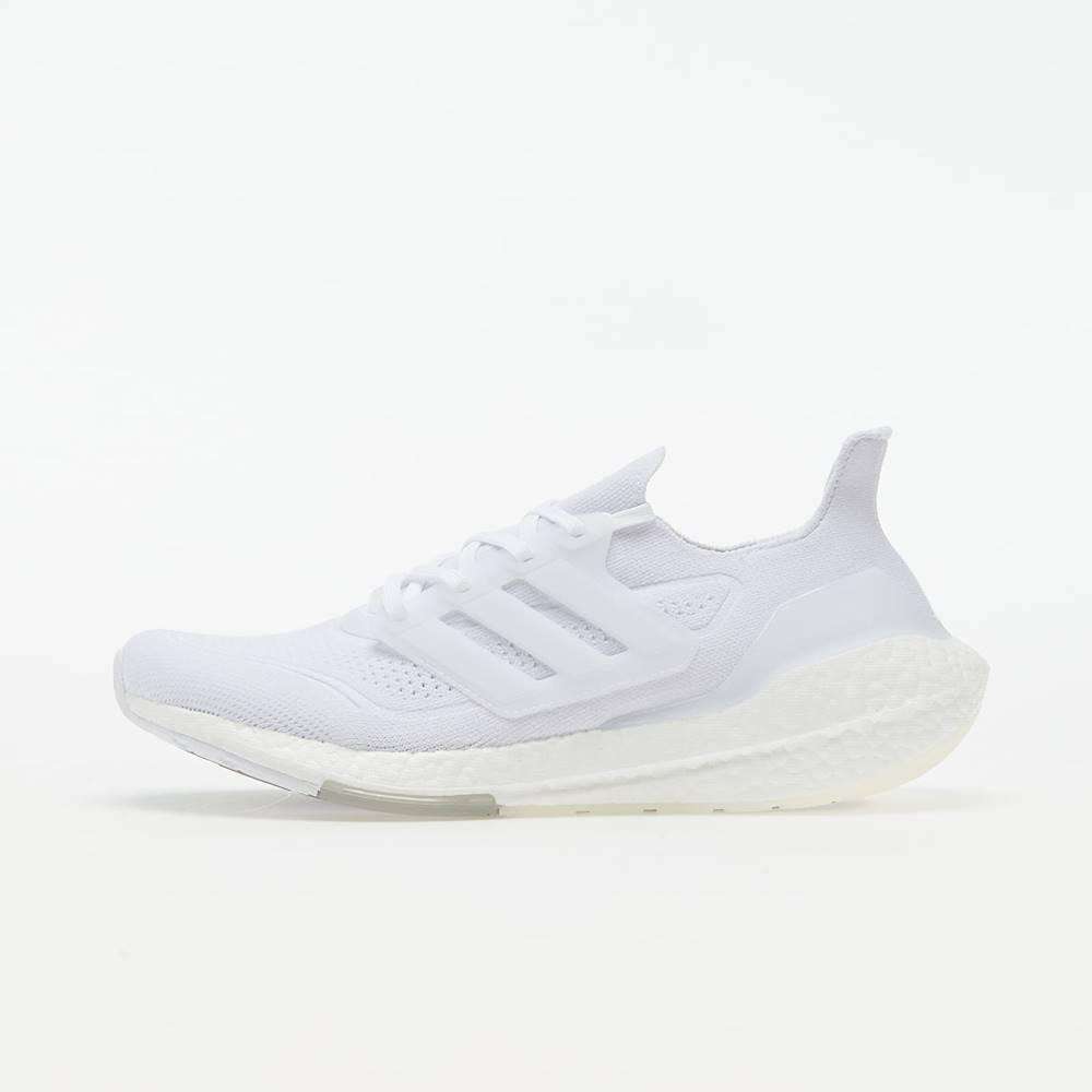 adidas Performance adidas UltraBOOST 21 Ftwr White/ Ftwr White/ Grey Three