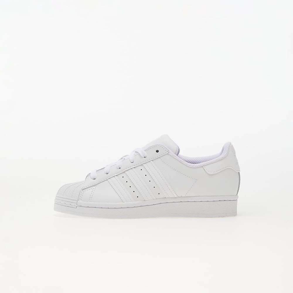 adidas Originals adidas Superstar J Ftwr White/ Ftwr White/ Ftwr White