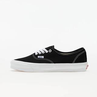 OG Authentic LX (Canvas) Black/ True White