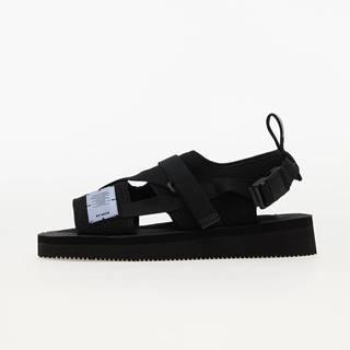 Br7 Criss Cross Sandal Black