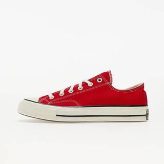 Chuck 70 OX Enamel Red/ Egret/ Black