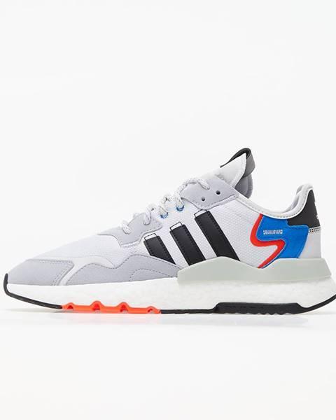 Sivé tenisky adidas Originals