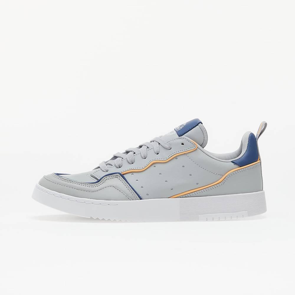 adidas Originals adidas Supercourt Grey Two/ Ftwr White/ Crew Blue