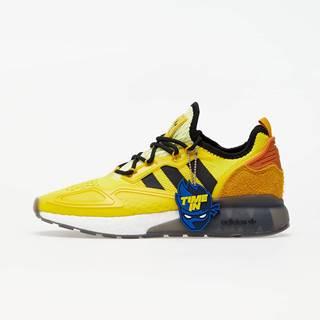 adidas x Ninja ZX 2K Boost Yellow/ Legend Gold/ Tech Copper