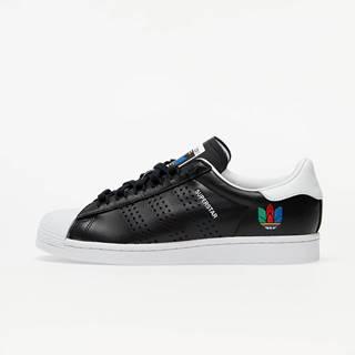 adidas Superstar Core Black/ Green/ Ftw White