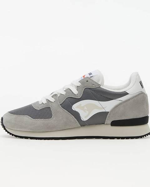 Sivé tenisky Kangaroos