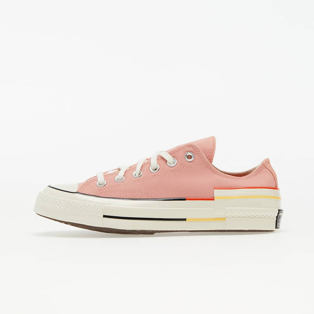 Converse Chuck 70 Pink Qartz/ Bright Poppy/ Egret
