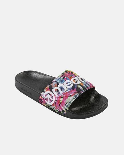 Ružové papuče Meatfly