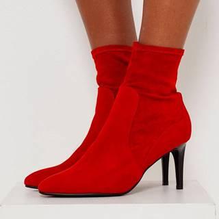 Členkové pre ženy  - červená