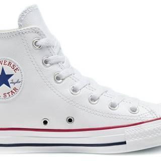 Tenisky Converse Chuck Taylor Hi Leather White