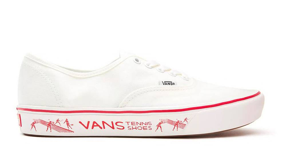 Vans Tenisky Vans x Penn Authentic Comfycush (Penn) Blanc de blanc