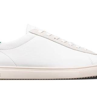 Topánky  BRADLEY WHITE MILLED LEATHER OLIVE