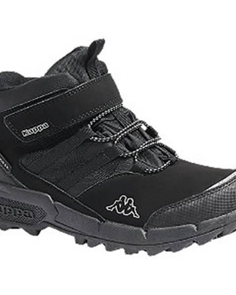 Čierne topánky Kappa