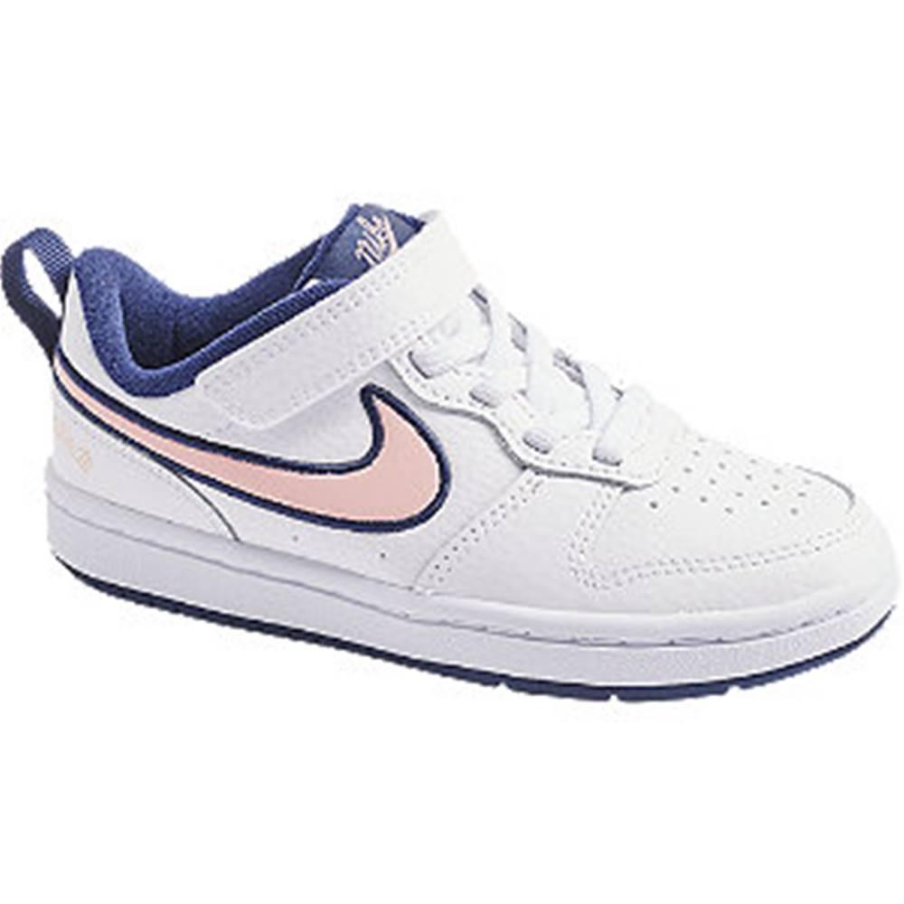 Nike Biele tenisky Nike Court Borough Low 2