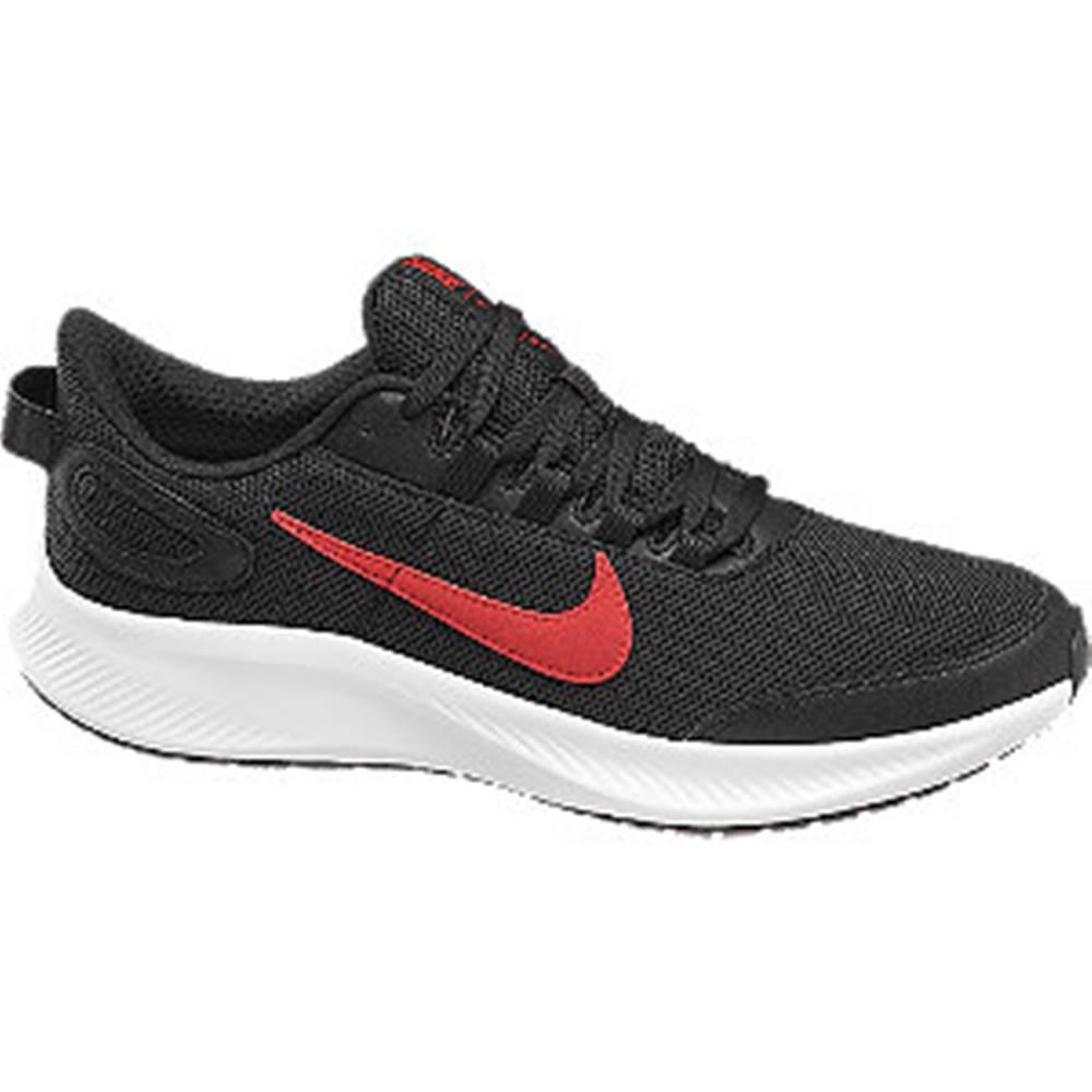 Nike Čierne tenisky Nike Runallday 2