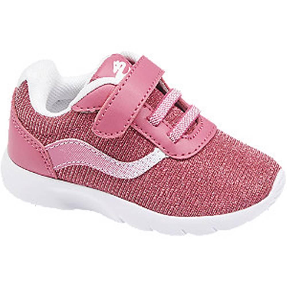 Cupcake Couture Ružové tenisky