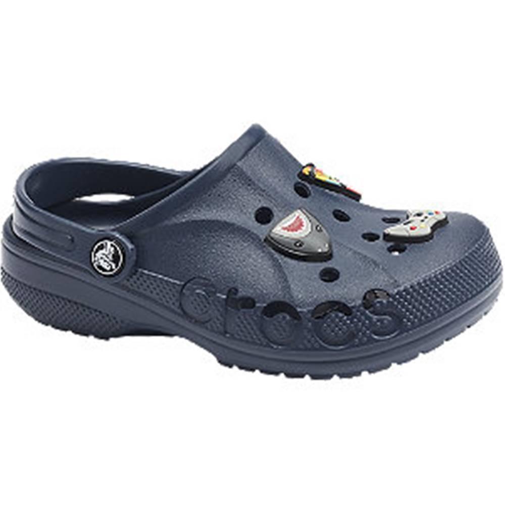 Crocs Tmavomodré plážové sandále