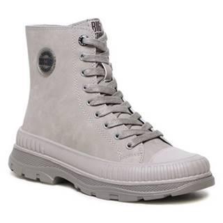 Šnurovacia obuv  II274350C Imitácia kože/-Imitácia kože