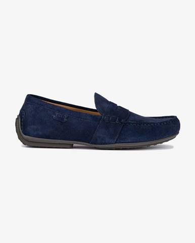 Modré topánky Polo Ralph Lauren